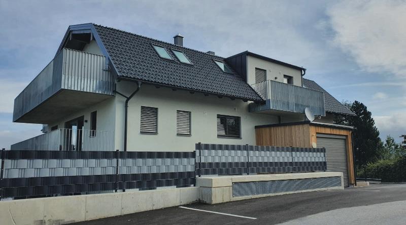 NOST Immobilien Referenzen: Topmoderne Wohnanlage in Henndorf