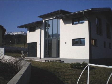 NOST Immobilien Referenzen: exklusives Einzelhaus in Faistenau